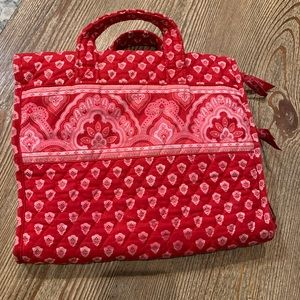 ❤️ Vera Bradley Travel Cosmetic Bag